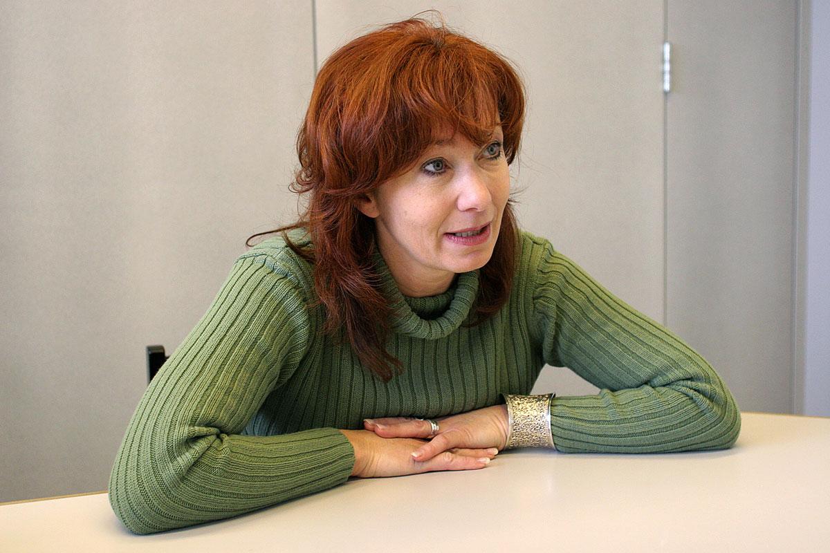 Szalay Kriszta színművésznő