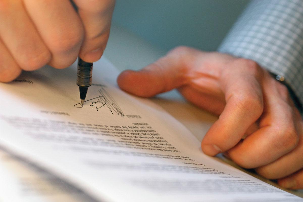 opciós szerződés gyakorlata