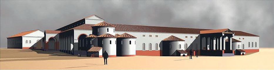 Seuso palotája