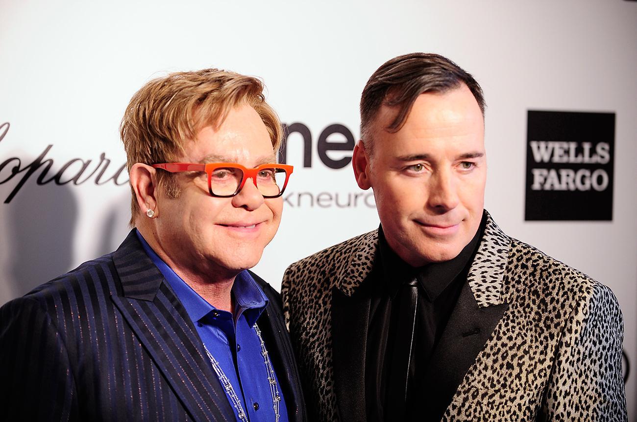 A popzene 67 éves szupersztárja és David Furnish, az 51 éves amerikai filmes húsz éve alkotnak egy párt