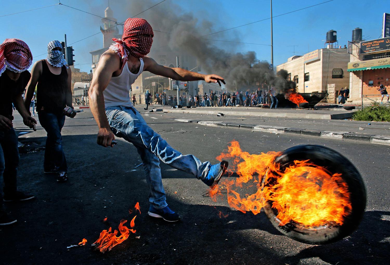 Harcok a jeruzsálemi bosszúgyilkosság után