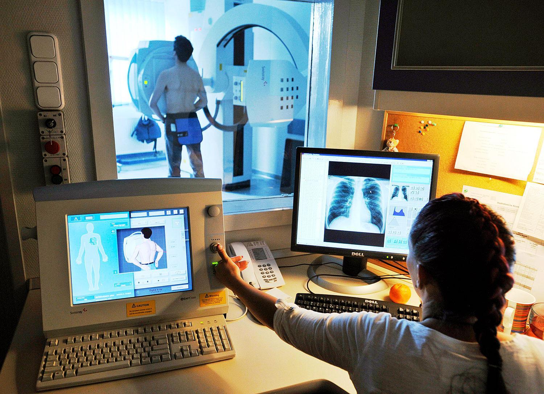 Az egészségügy mind jobban rá van szorulva, hogy a világhálón utaztassa a diagnosztikai vizsgálatok képeit