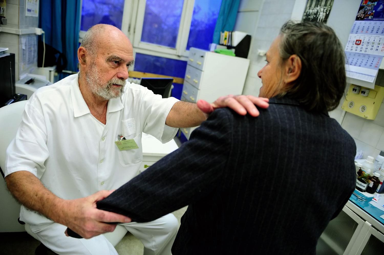 Ellátás a traumatológián, a kormány életpályamodellt ígér az orvosoknak is
