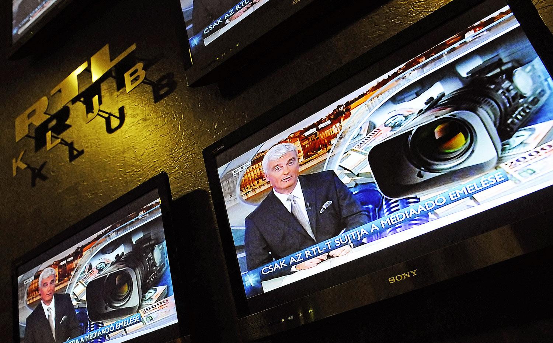 Szellő István az RTL Klub Híradójában a reklámadóról szóló tudósítást így vezette fel tegnap este