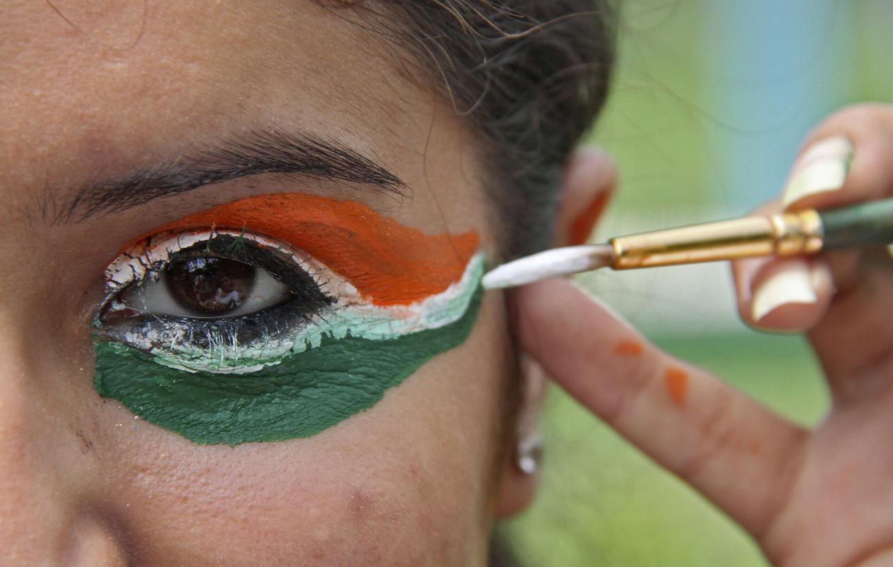 Indiában is a nők tehetnek róla...