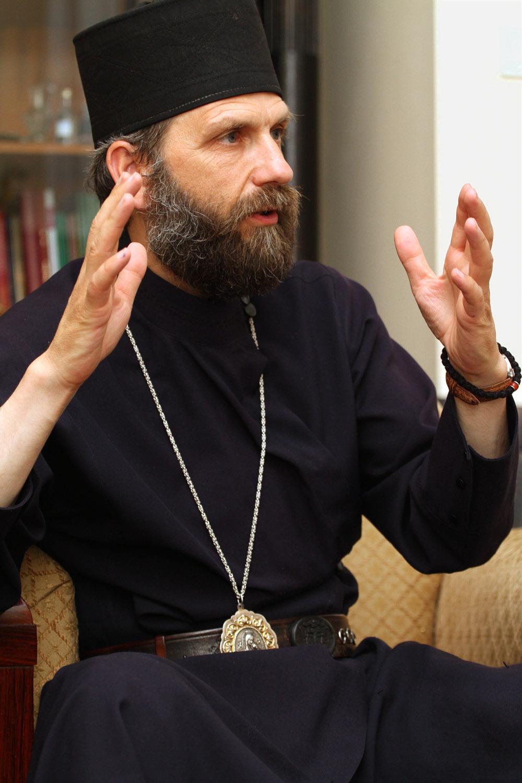 Kocsis Fülöp görögkeleti püspök, a Hajdúdorogi főegyházmegye metropolitája