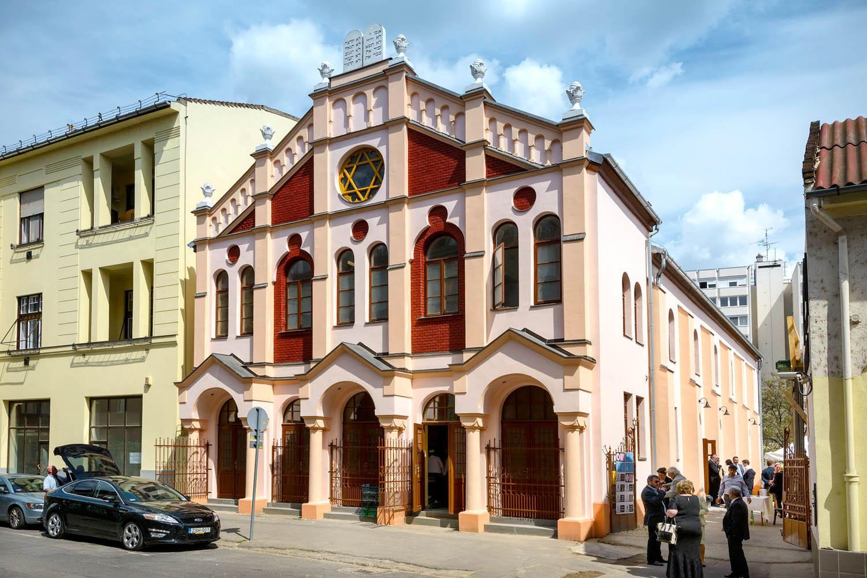 Mestermunka. A felújított Pásti utcai ortodox zsinagóga