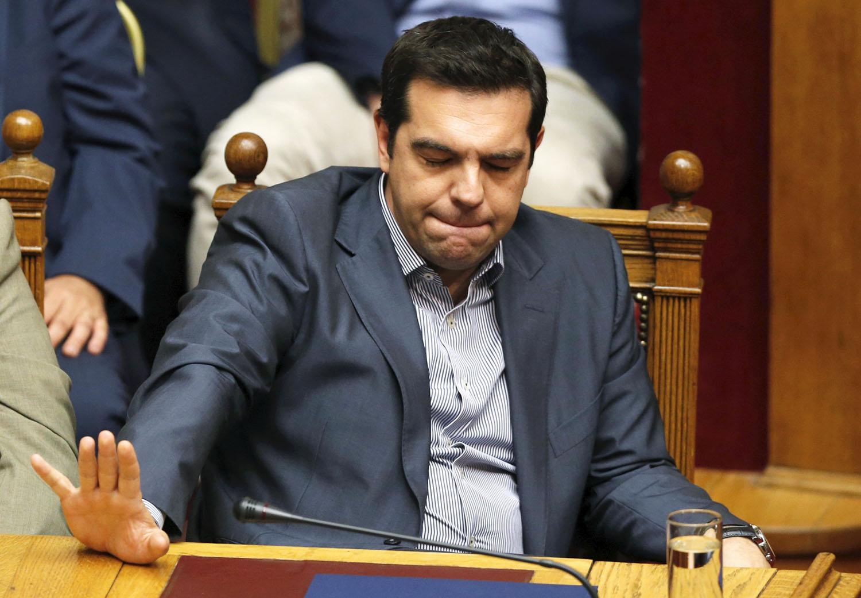 Negyedik hullám: Alekszisz Ciprasz