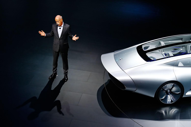 Zetsche elnök és az alakváltó Mercedes