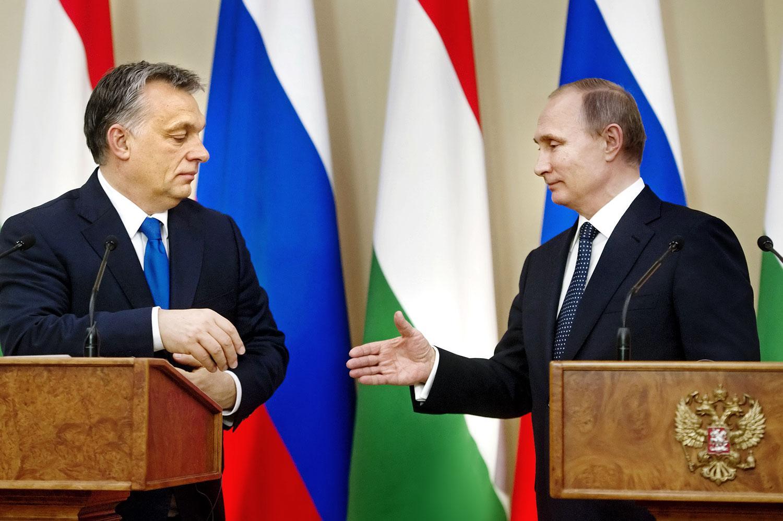 Orbánt dicsérte Putyin, ám érdemi információkkal nem szolgált a két ország közös ügyeinek állásáról