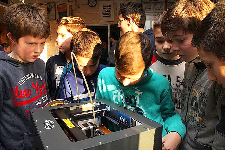 Erasmus projekt – Vermes Miklós Általános Iskola