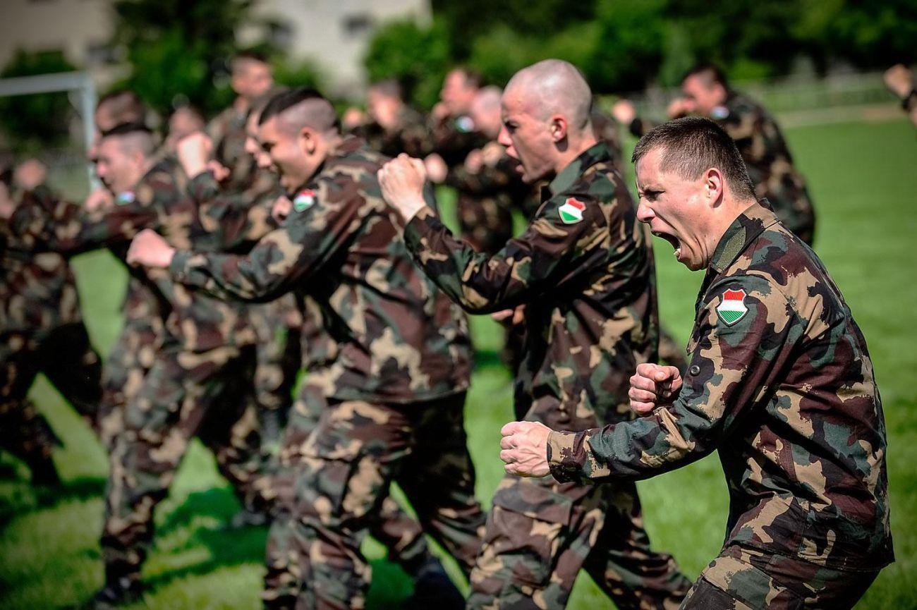 b274b5cf8f Belföld: Amerikai árszínvonalon gyártanak itthon új egyenruhát a ...
