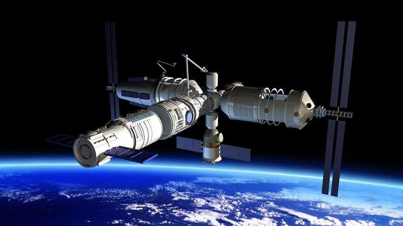 fogyni az űrben