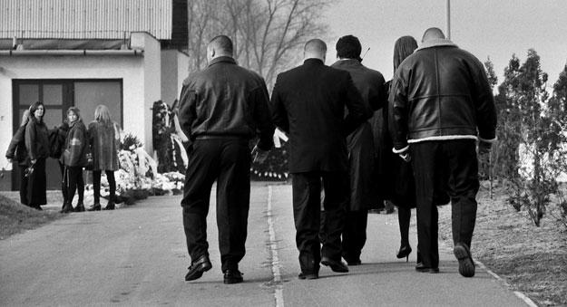 Végső tisztesség - Prisztás József temetése