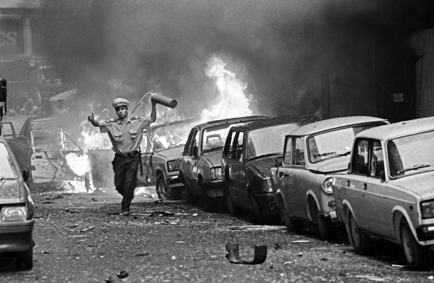 Az Aranykéz utcai robbantás nem csak a maffia célpontját ölte meg